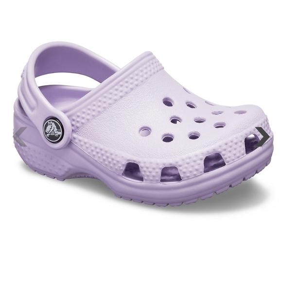 CROCS Shoes   Baby Purple Size 23